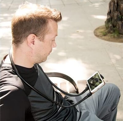 Flexible Lazy Phone Holder