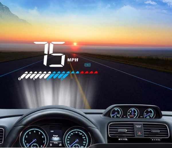 Universal Heads Up Display for Car