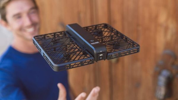 Hover Camera Foldable Self-Flying Drone