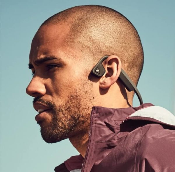 Bone-Conduction Wireless Headphones