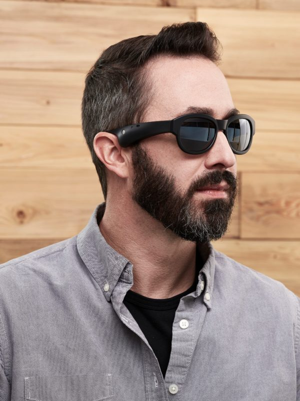 Sunglasses with Bose Speaker