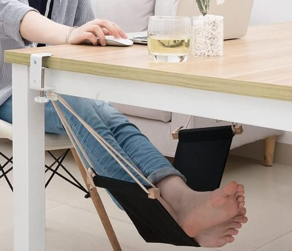 Foot Hammock for Desktop