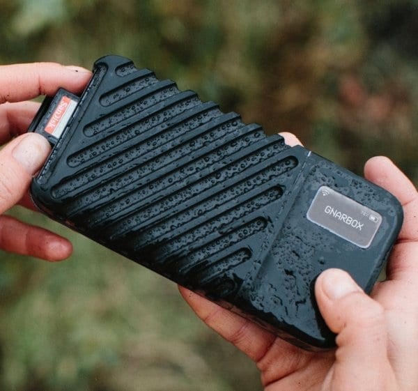 Water Resistant SSD for Photographer