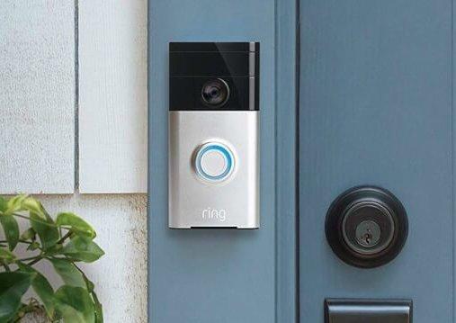 Ring Video Doorbell: a Smart Doorbell with Built-In Motion Sensors