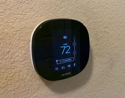 Smart Thermostat with Smart Sensor & Alexa