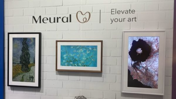 Smart Digital Frame to Showcase World's Museum Arts or Yours