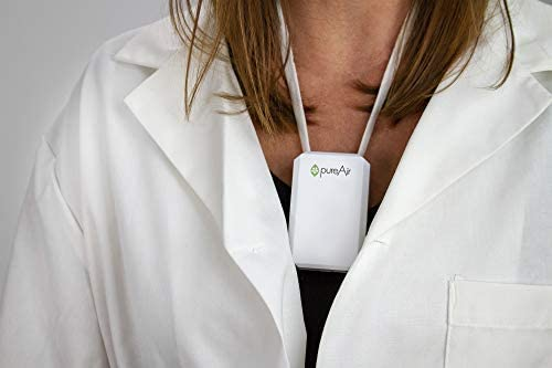 Wearable Personal Air Purifier