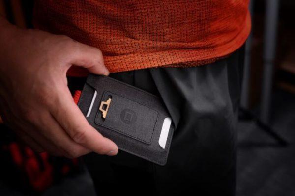 Durable, Water-Resistant Stealth Wallet