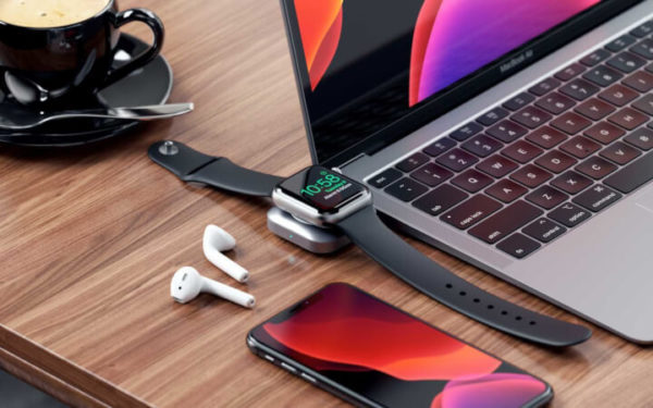 USB-C Magnetic Charging Dock for Apple Watch