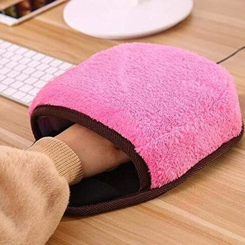 Mouse Pad That Warms Your Hand