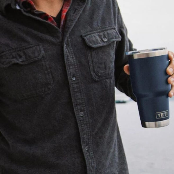 Stainless Steel Tumbler to Keeps Your Drink on Its Temperature