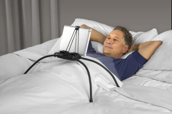 Tablet Stand for Bed, Sofa, or Any Uneven Surface