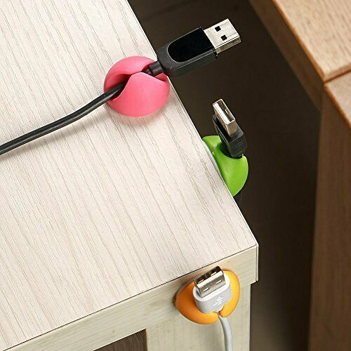 Cable Clips That Stick Your Cables Anywhere
