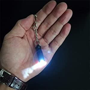 Waterproof Tiny Keychain Flashlight