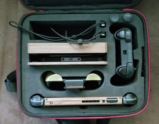 Locking Carry Case for Nintendo Switch