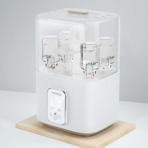 Home Baby Bottle Warmer, Sanitizer, and Dryer