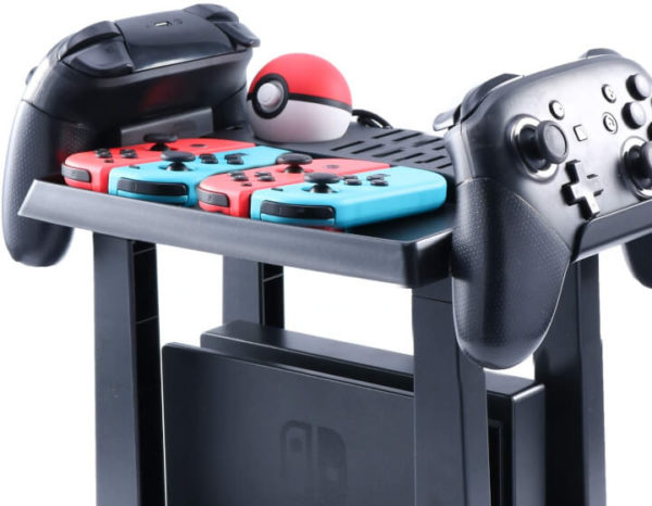 Storage Stand for Nintendo Switch