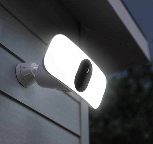 Arlo Pro 3: Motion Sensor Floodlight Security Camera