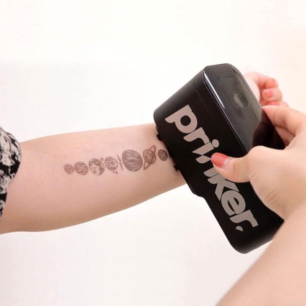 Instant Temporary Tattoo Printer
