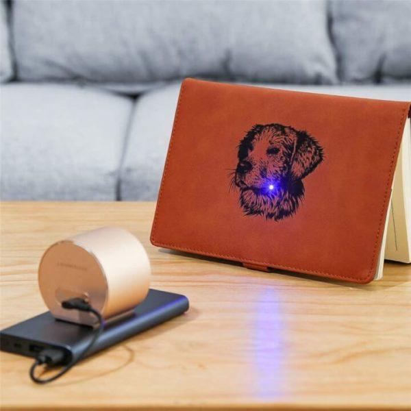 Mini Laser Engraver Machine to Create Art Craft