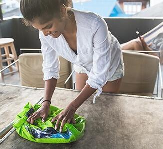 Portable Hand Washing Bag