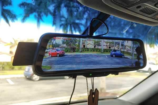Voice-Controlled Dual Dash Cam