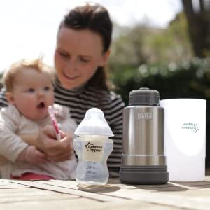Non-Electric Baby Bottle Warmer