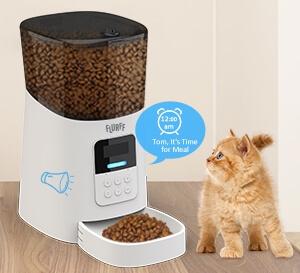 Automatic Cat & Dog Feeder