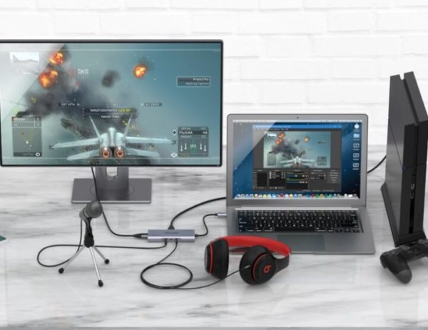 HD Game Capture/Streaming Card