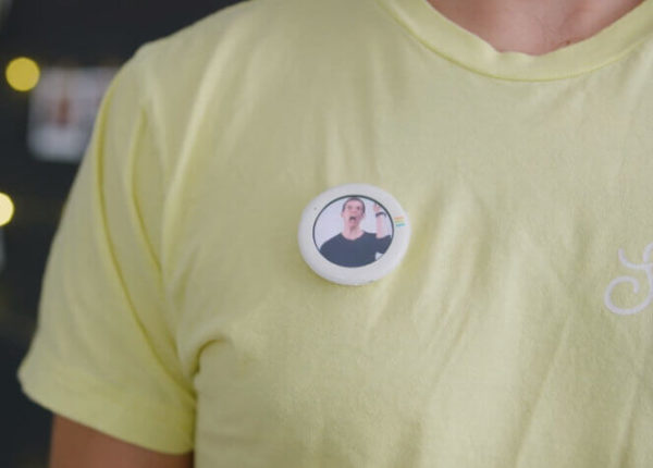 Wearable Smart Badge