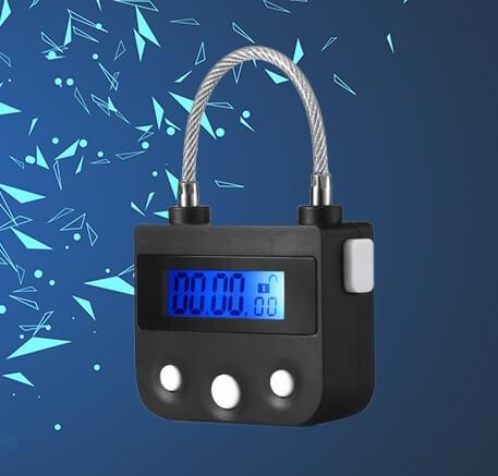 timer padlock