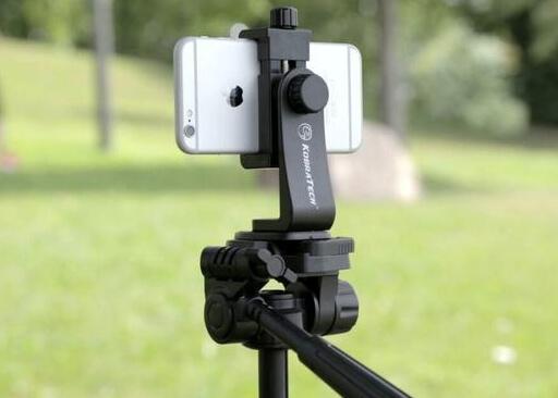 360-Degree Universal Phone Tripod Adapter
