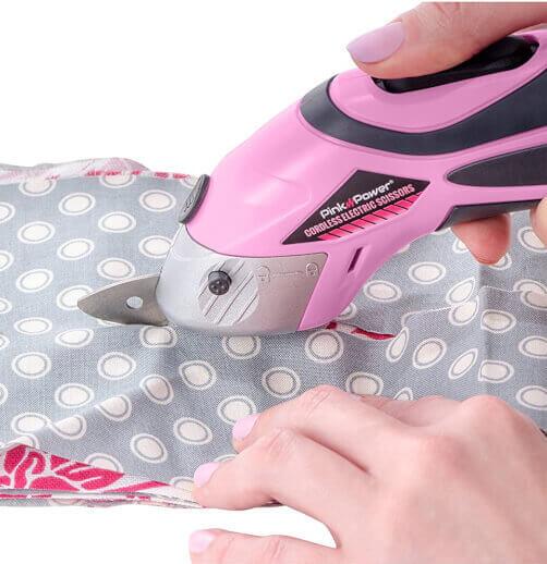 Electric Fabric Scissors