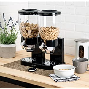 Indispensable Dry Food Dispenser