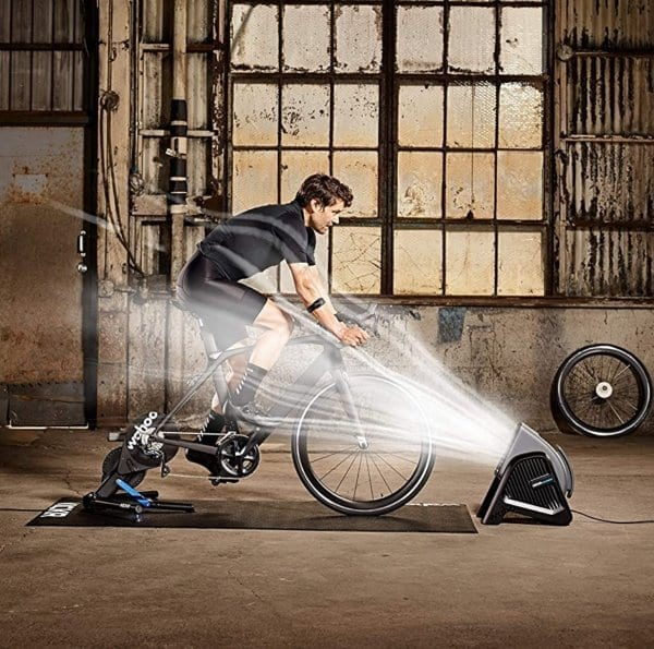Powerful Headwind for Bike Training