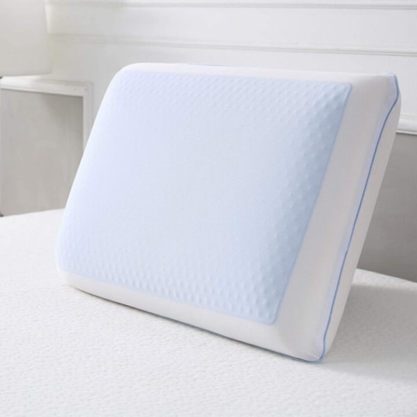 Pillow with Cool Gel: No More Sweaty Night