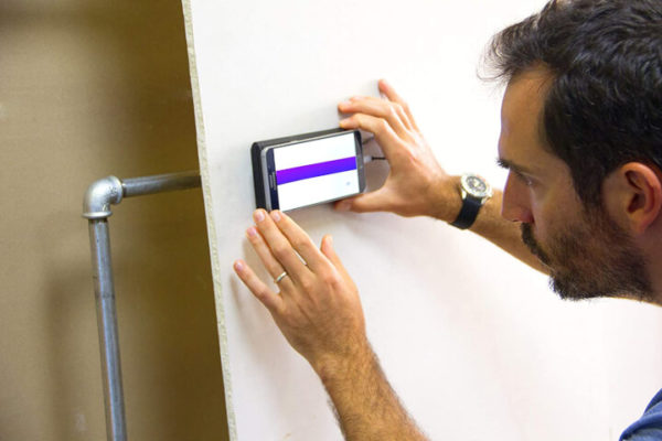 Stud Finder for Smartphone: Find Objects Behind Walls