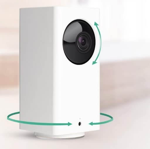 Wyze Cam Pan: The Most Affordable Pan/Tilt/Zoom Security Camera