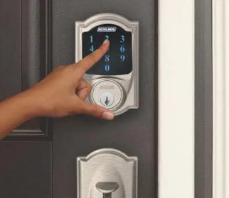 Smart Deadbolt to Control Access to Home with a Password