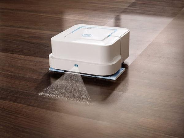 iRobot Braava: Mop Robot for All Types of Floors